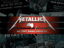 Metallica to release The Six Feet Down Under EP
