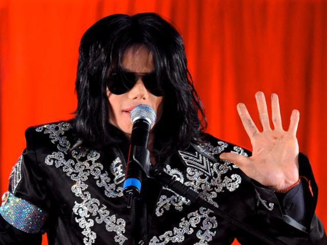 Michael Jackson announced the This Is It residency in London.