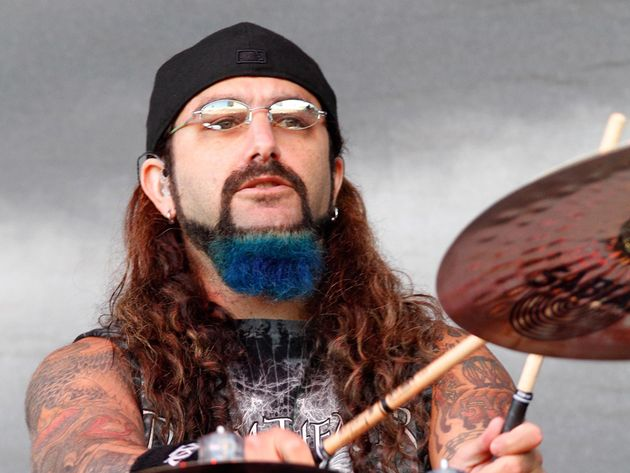 Drum legend Mike Portnoy joins the mob...Adrenaline Mob, that is