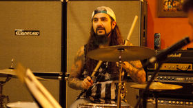 VIDEO: Mike Portnoy talks about his new band, The Winery Dogs