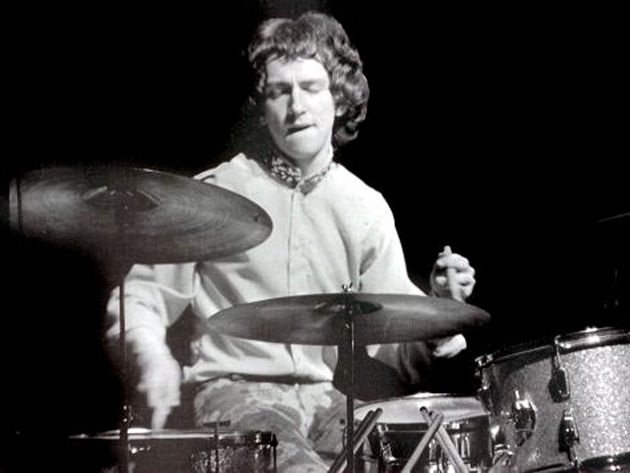 Mitch Mitchell: on Fire!