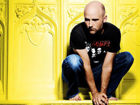 Moby records album at home, releases new song
