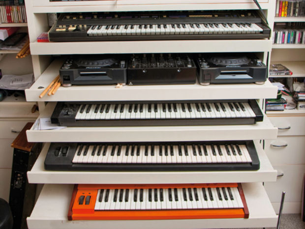 moby synth shelf