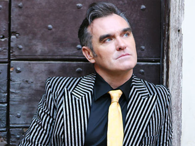 Too old too rock 'n' roll? Almost, says Morrissey
