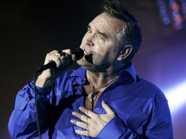 Morrissey warns fans against upcoming product