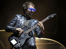 Muse's Matt Bellamy wants to make music in outer space