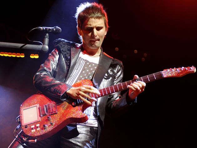Matthew Bellamy and co sink their teeth into new music on the Eclipse soundtrack