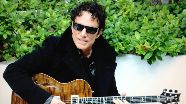 Neal Schon says he didn't have a roadmap  while recording The Calling, and that's why it sounds so fresh.