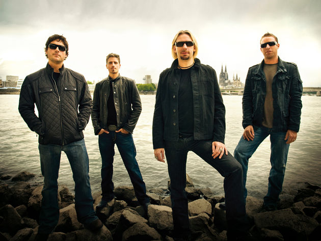 Nickelback: back with new album Dark Horse
