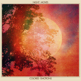 Night moves colored emotions album cover