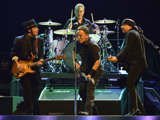 On Springsteen and Little Steven Van Zandt