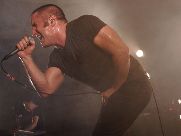 Trent Reznor is reiventing himself