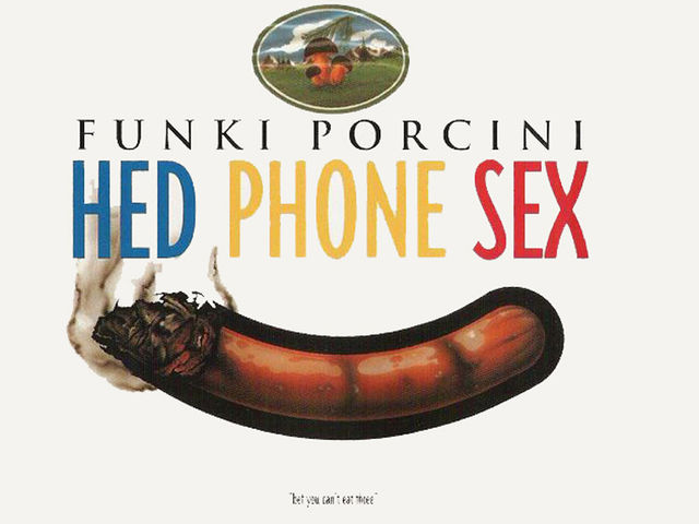 Funky Porcini - It's A Long Road
