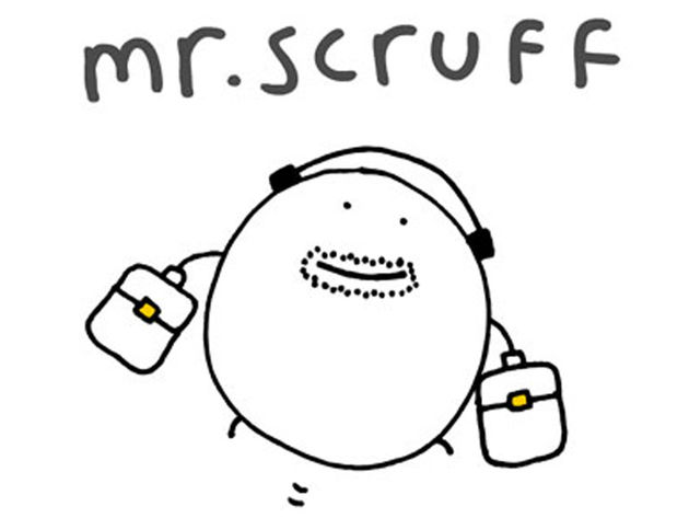 Mr Scruff - Get A Move On