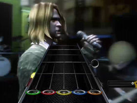 "Grohl, Novoselic ""dismayed"" by Kurt Cobain in Guitar Hero 5"