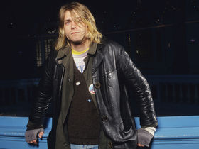 Kurt Cobain biopic in the works