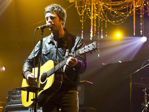 Noel Gallagher has fun in the 'Sun' on his newest song