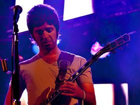 Noel Gallagher hits number one, announces arena dates