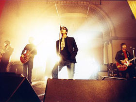 Oasis's Dig Out Your Soul street video: watch here