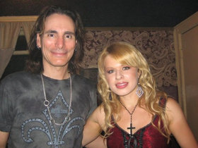 Steve vai and orianthi