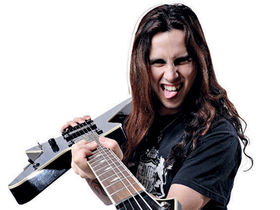 Meet new Ozzy Osbourne guitarist, Gus G