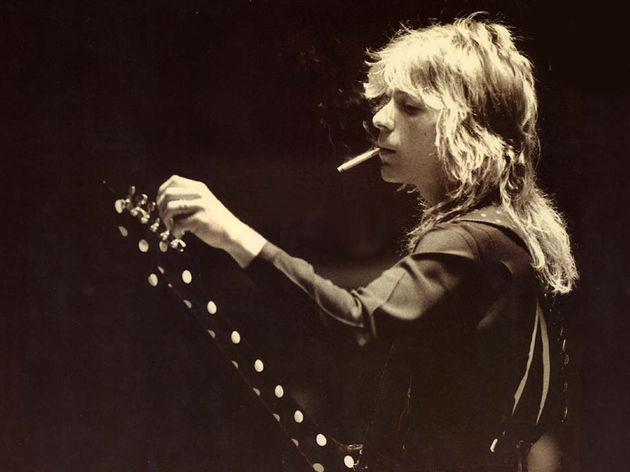A Randy Rhoads documentary is due soon