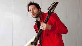 Check out Paul Gilbert's video for the song Enemies (In Jail)