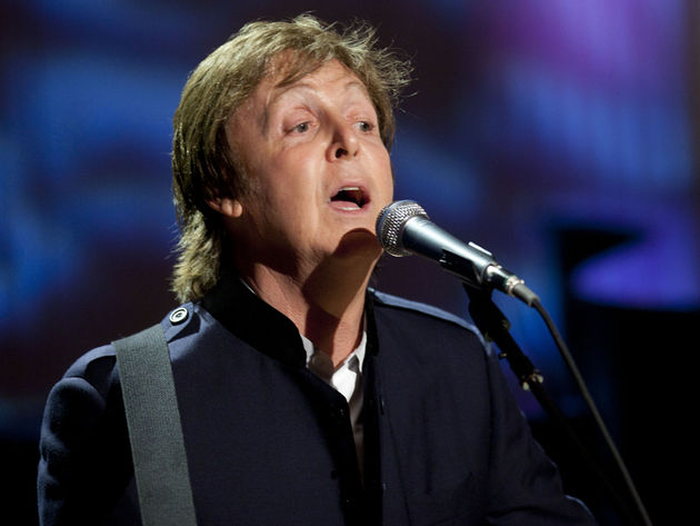 Macca's down. He's really down...with The Grey Album