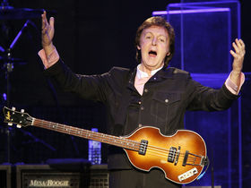 Paul McCartney says Hello Concord, Goodbye EMI