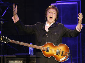 Paul McCartney live webchat tomorrow