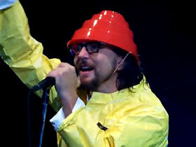 VIDEO: Pearl Jam as Devo? Believe it!