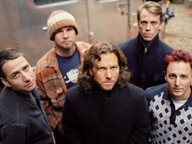 Pearl Jam are busy bees