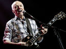Peter Frampton injured in car crash, blames texting driver