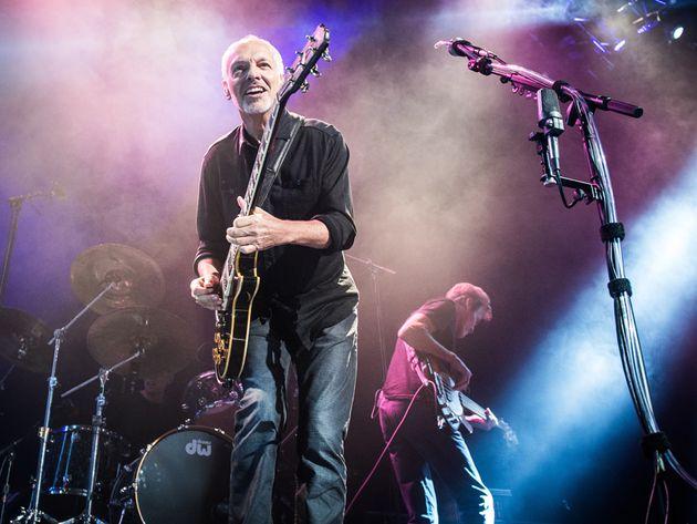 Peter Frampton talks Hummingbird In A Box, new Guitar Circus tour