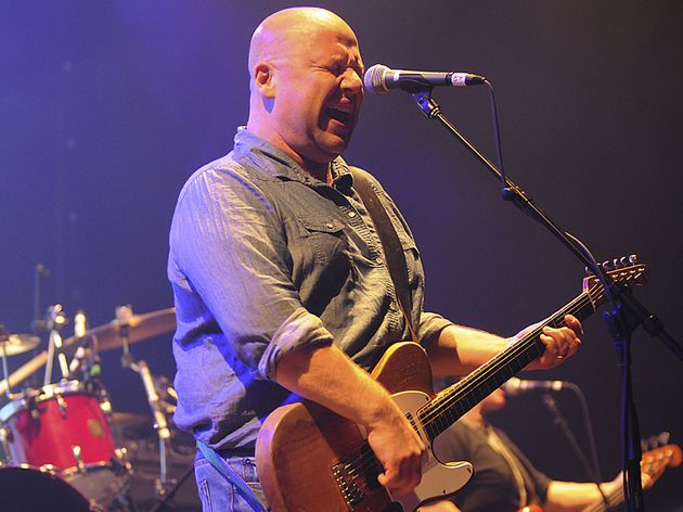 Frank Black live at the Ryman Auditorium in Nashville, Tennessee in September 2010