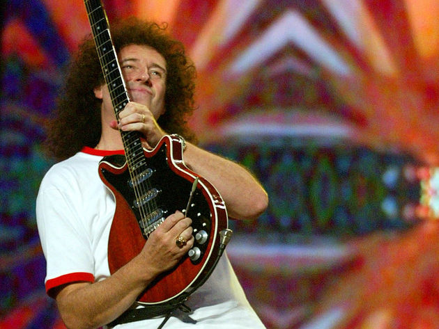 For Brian May, it helps to be a brainiac as well as a guitar hero