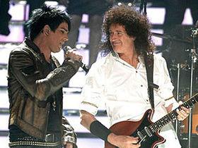 Queen consider Adam Lambert for singer spot