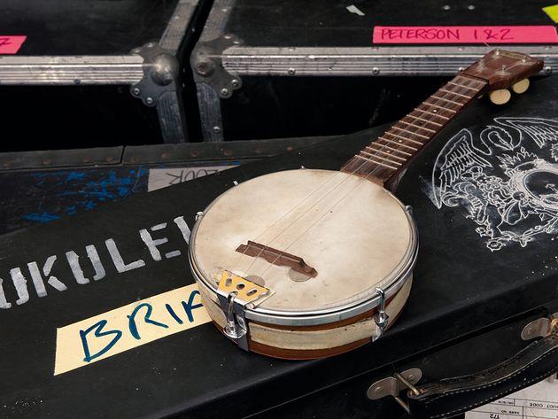 Sheltone banjo ukulele
