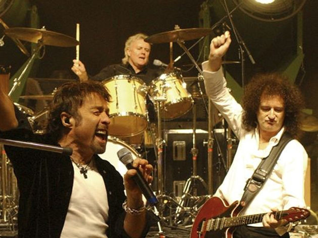 Queen + Paul Rodgers: over?