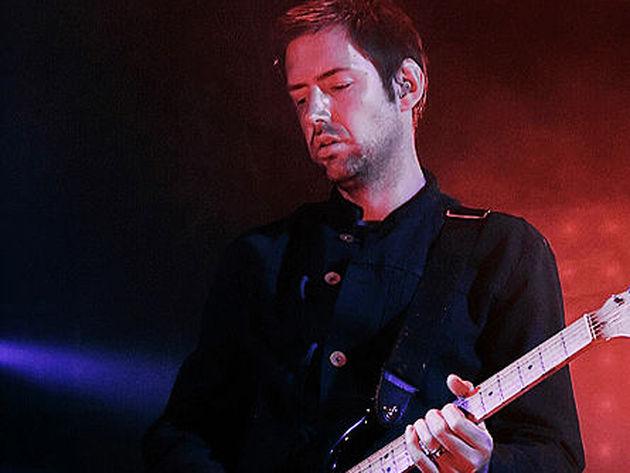 Radiohead's Ed O'Brien