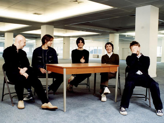 Radiohead holding a crisis meeting about all these reissues, probably