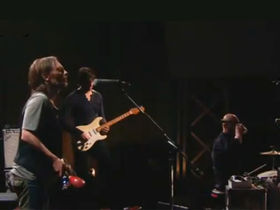VIDEO: Radiohead perform The King Of Limbs from Nigel Godrich's basement