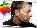 Thom Yorke loves Apple; the Apple world loves him back