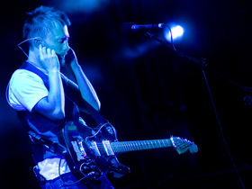 Thom Yorke side-project band play first gigs