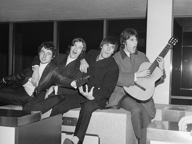 Kinks circa 1965