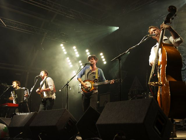 Days/This Time Tomorrow, featuring Mumford & Sons