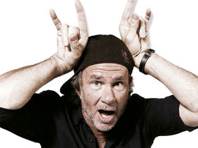 "Chad Smith rocks too hard, suffers ""serious injury"""