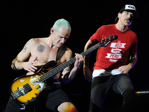 Flea, Anthony Kiedis and the rest of the Red Hot Chili Peppers have a bargain for you