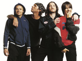 Chili Peppers back together in October