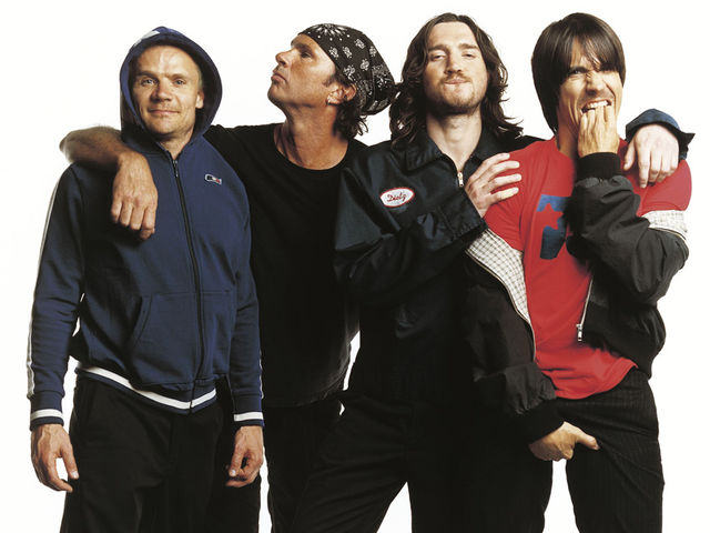Red Hot Chili Peppers: nominated for the Hall Of Fame